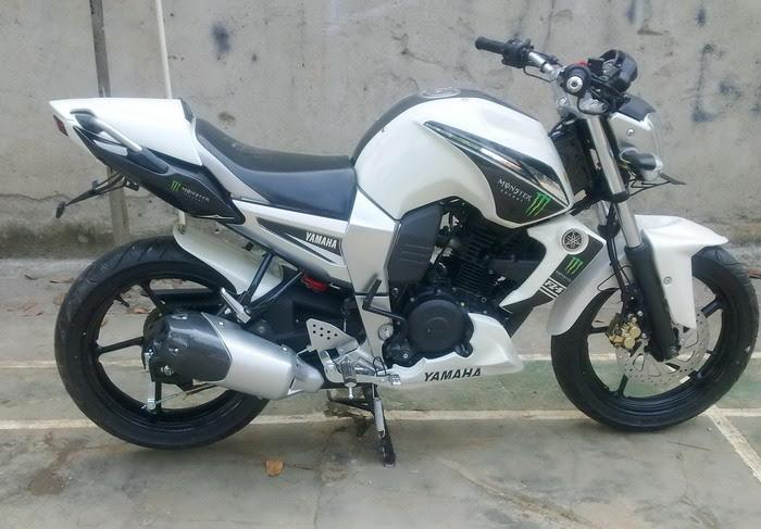 Bagi BYSON Rider Yg Mau Upgrade Tampilan Mtr Kesayangannya Silahkan