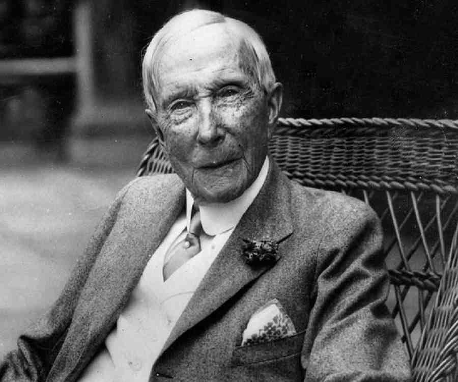 john davison rockefeller jr biography