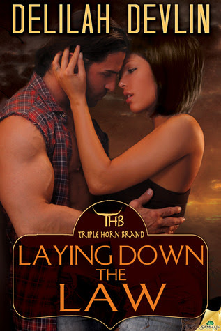 Laying Down the Law (The TripleHorn Brand, #1)