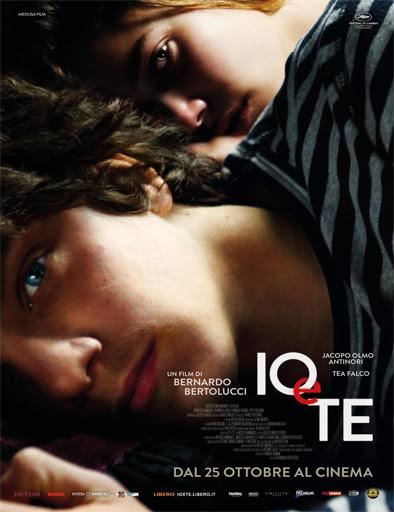 Poster de Io e te (Tú y yo)