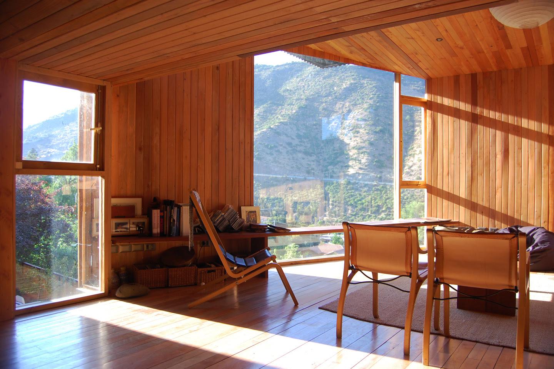 Casa En El Cerro Pochoco Carre O Sartori Arquitectos