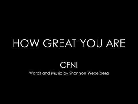 Daniel Choy: How Great You Are – Maranatha Music  G Chord  (Lyrics