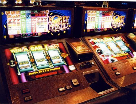 Indian casino slot machine secrets