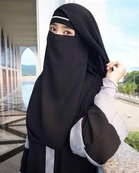 galery muslimah bercadar anggun mempesona jutaan gambar