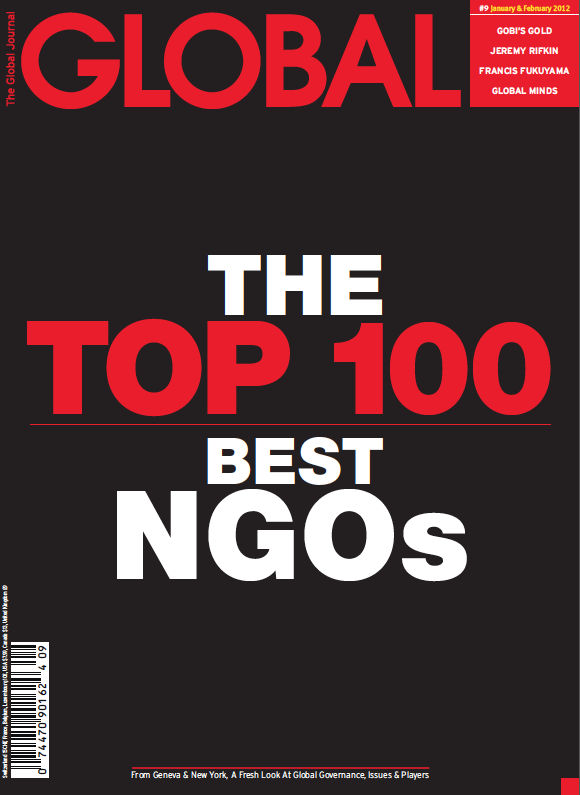 Top 100 NGOs Cover