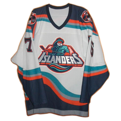 New York Islanders 95-96 jersey