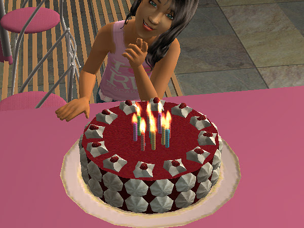 Birthday Cake Mods For The Sims 4 Snootysims