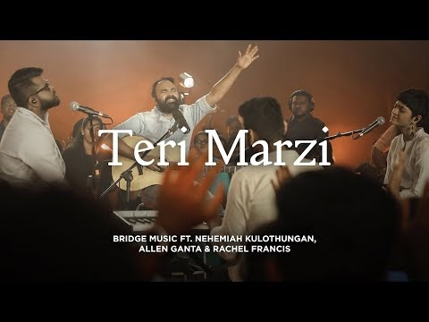 Teri Marzi Lyrics & MP3 Download || Nehemiah K, Allen Ganta & Rachel Francis || Red Sea Films