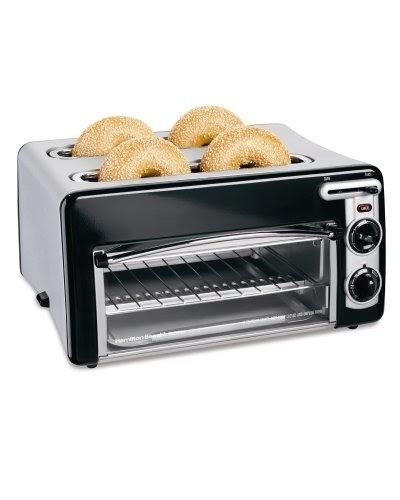 Hamilton Beach 24708 Toastation 4 Slice Toaster And Oven