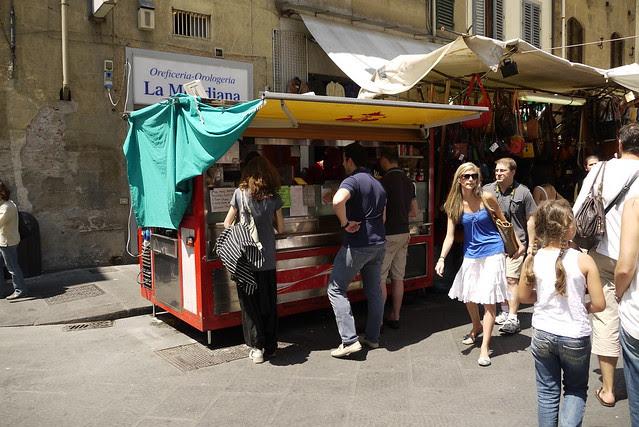 牛肚堡小餐車
