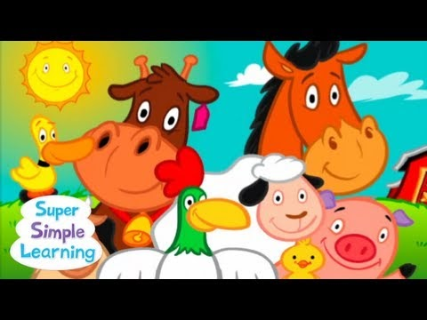 Kids songs and stories: Good Morning, Mr. Rooster from