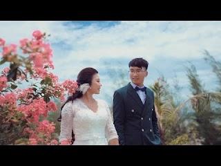 Quay phim cưới pre-wedding tại Vân Đồn Quảng Ninh