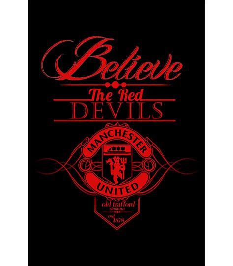 Manchester United Red Devils Quotes