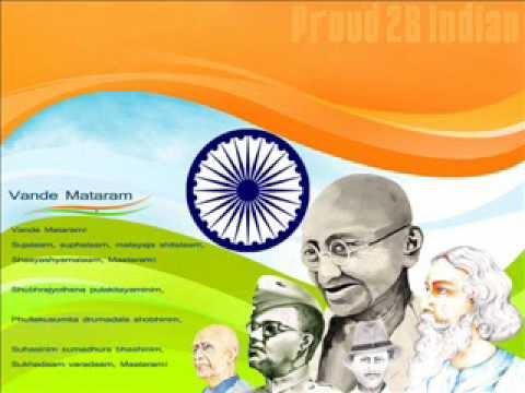 Bhagvati Bharat Mata - Patriotic