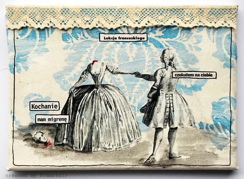 Maria Antonina - collage