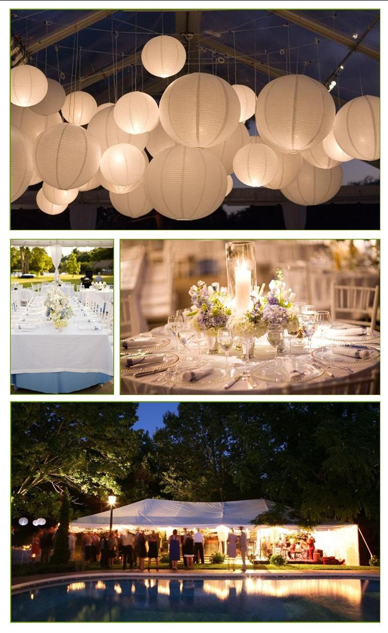 Outdoor Reception Table Ideas Photograph | Outdoor Reception