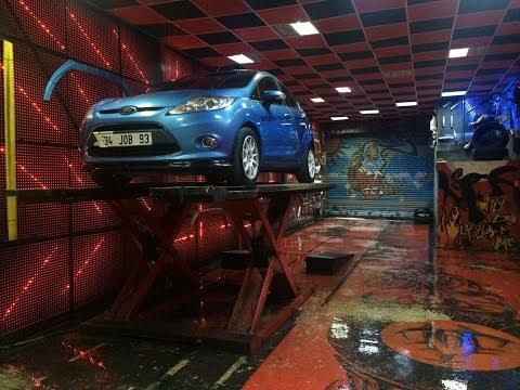 Ford Fiesta 1.4 Tdci Egzoz Sesi Araç Dizaynı ve Yazılım