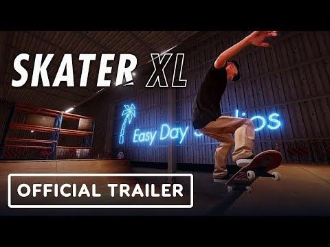 🛹 Skater XL - Trailer oficial de atualização  acesso antecipado