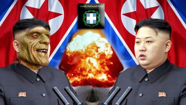 Με πυρηνικό ολοκαύτωμα απειλεί η Βόρεια Κορέα - Συναγερμός στην Ουάσiγκτον