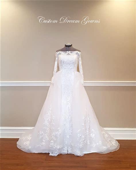 Celeste Wedding Dress   Custom Dream Gowns   Wedding