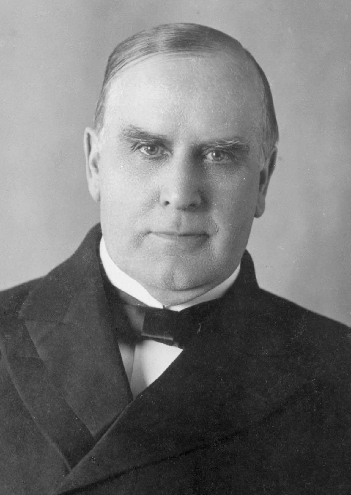 B.M. Clinedinst: President William McKinley