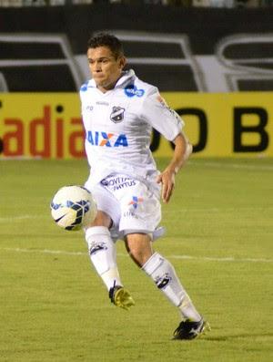 João Paulo - atacante do ABC (Foto: Frankie Marcone/Divulgação/ABC)