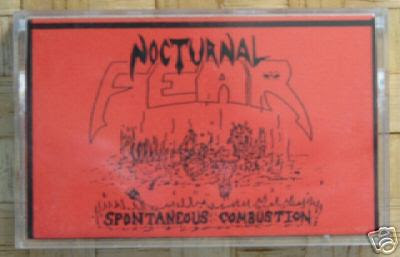 Nocturnal Fear - Spontaneous Combustion