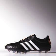 adidas - 11 Pro FG Cleats Running White Ftw  /  Black  /  Solar Blue M21373