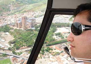 aviacao pilotos arte (Foto: Arquivo Pessoal)