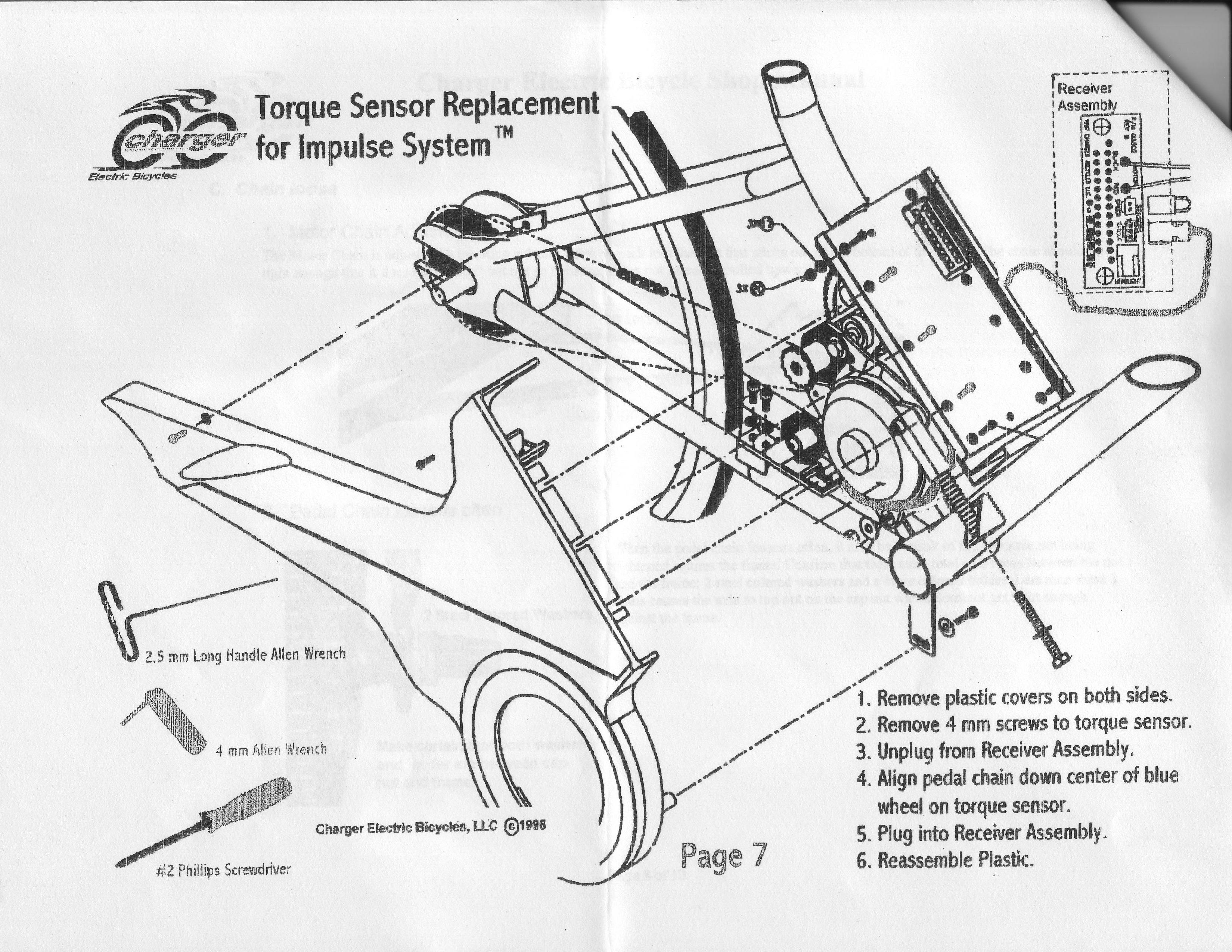 Electric Bike Wiring Diagram Pdf