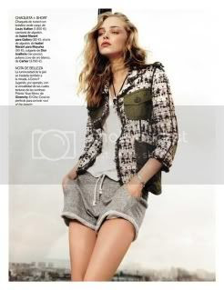 Vogue Spain Two in One Look