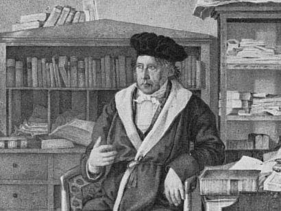 Weltgeist Hegel