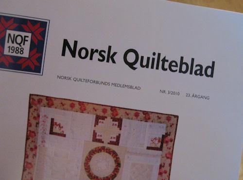 magazine :: quiltebladet 3-2010