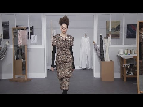 fall winter 2016/17 haute couture chanel show