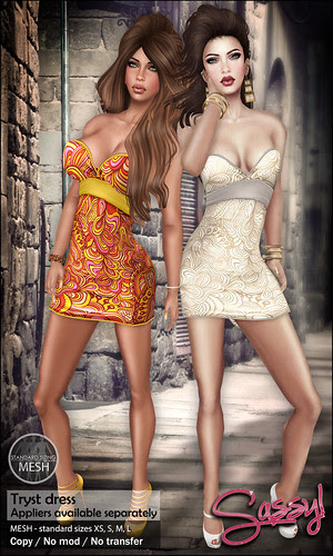 Sassy! Tryst dress