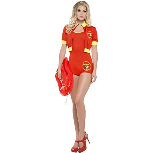 Smiffy's Women's Baywatch All In