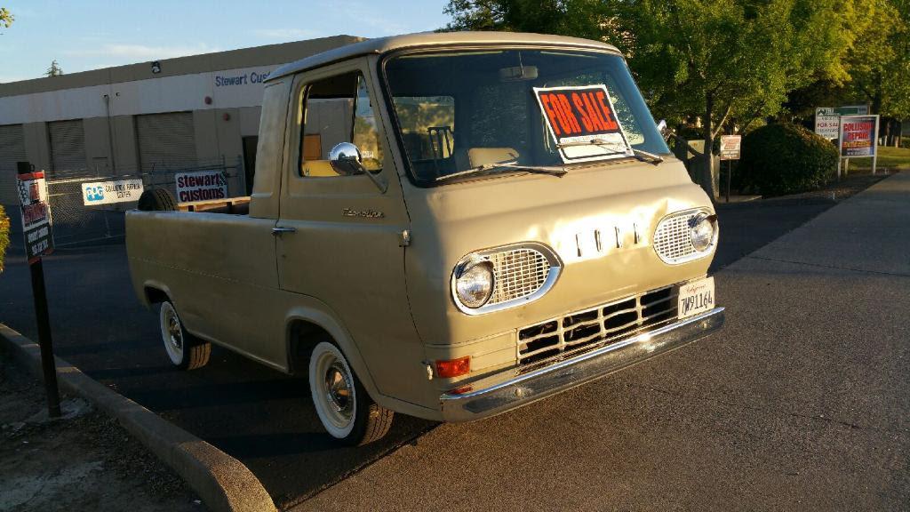1964 Ford Econoline Van For Sale Craigslist - Greatest Ford