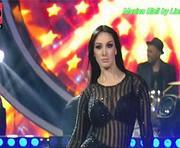 Marina Elali sensual no programa dancing brasil