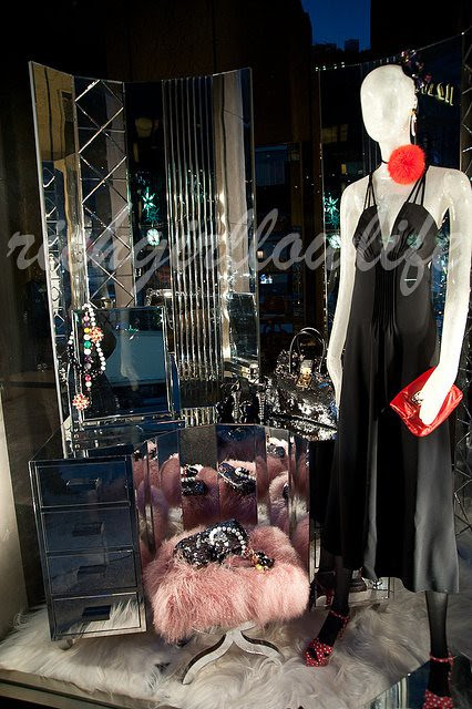 miu miu xmas window 2010