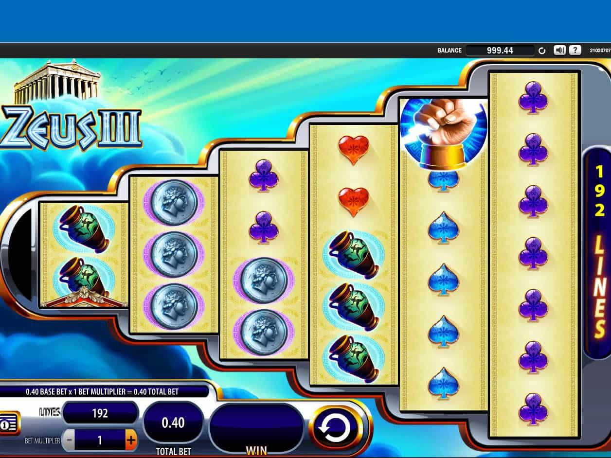 Zeus slot machine free up to $20 free to play zeus slots online
