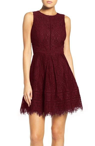 Fit and Flare Dresses On Trend For Fall Wedding Guest Season!