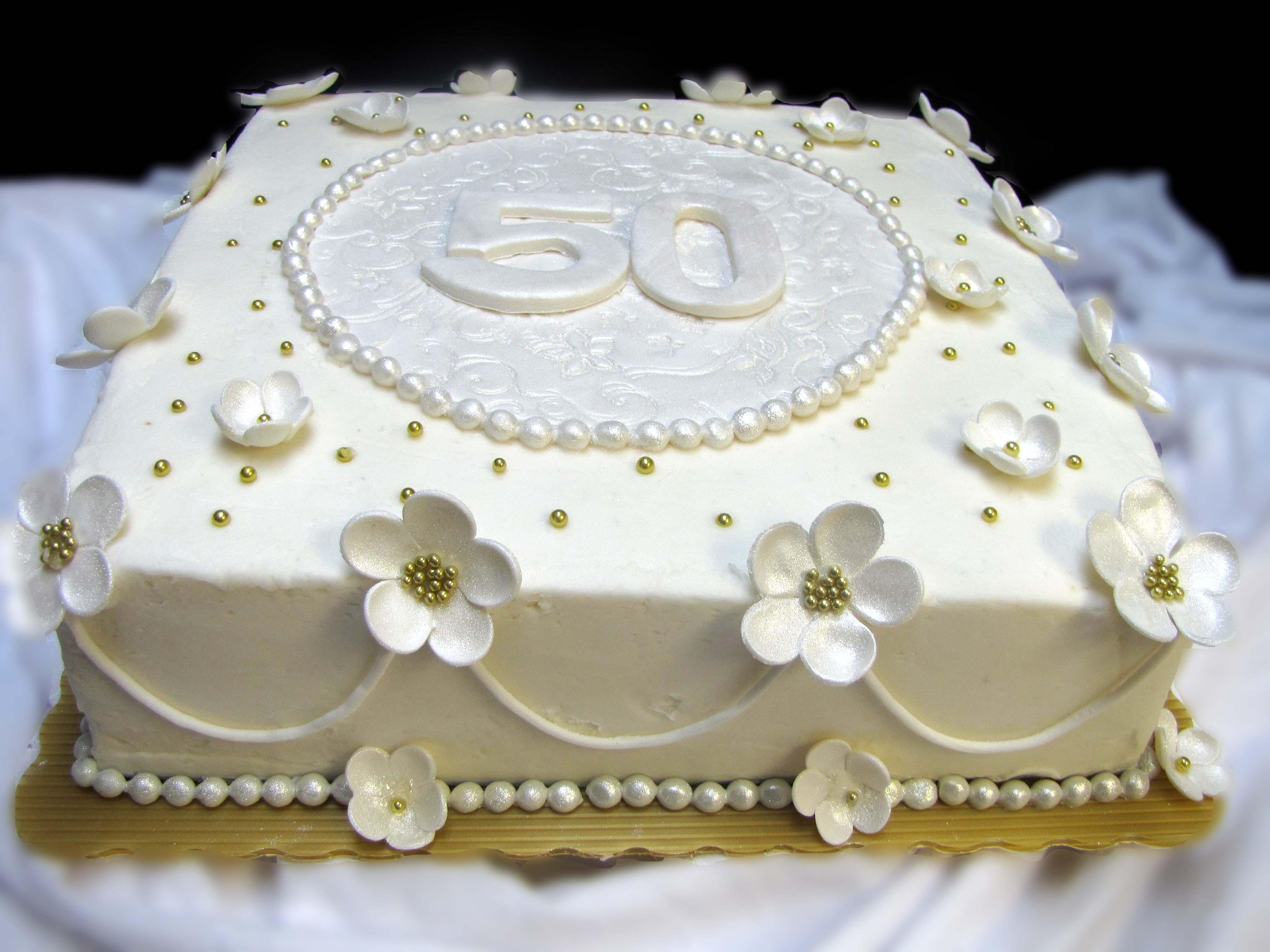 Celebrating 50th Wedding Anniversary