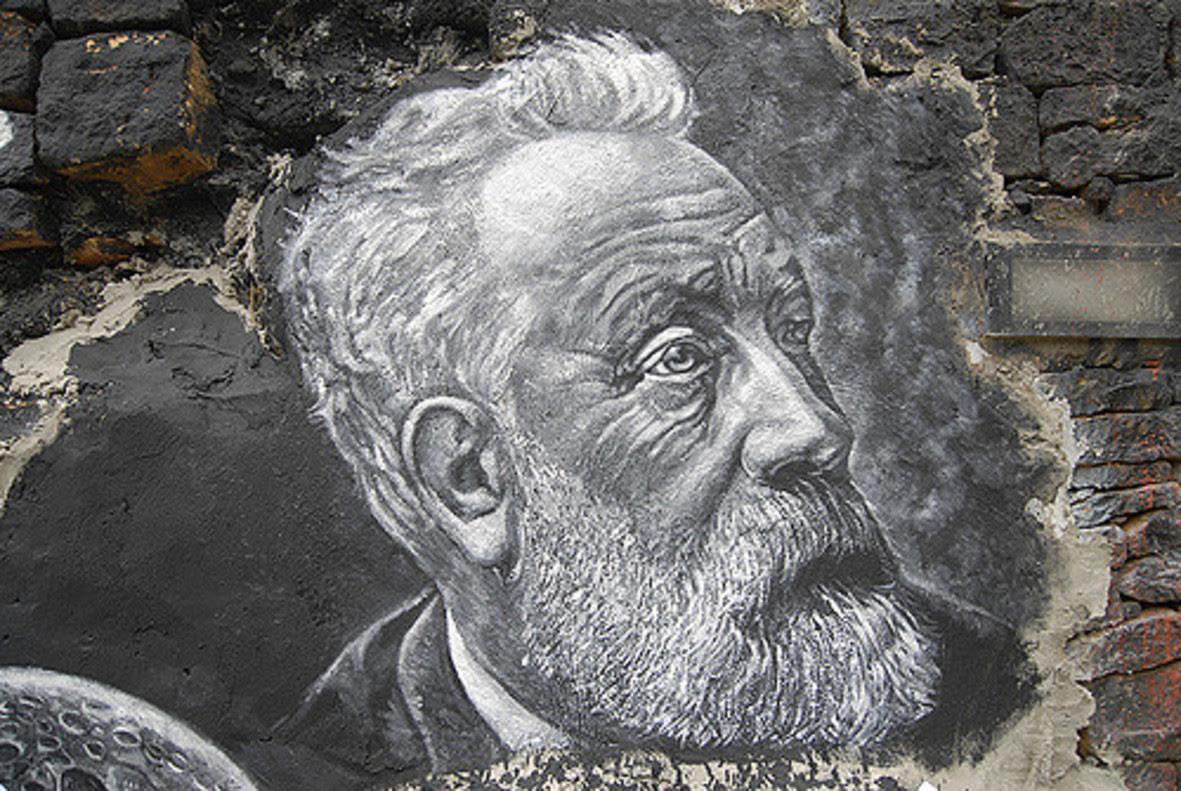 Una cápsula del tiempo, ¿el último viaje de Julio Verne?