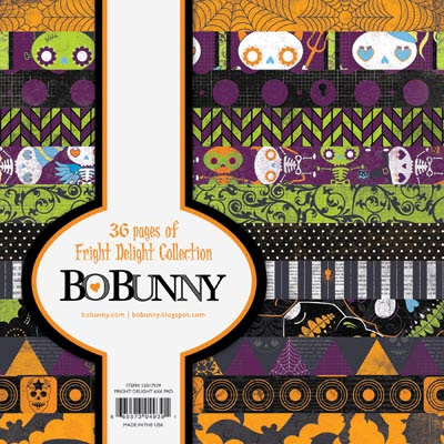 Bo Bunny Fright Delight Collection