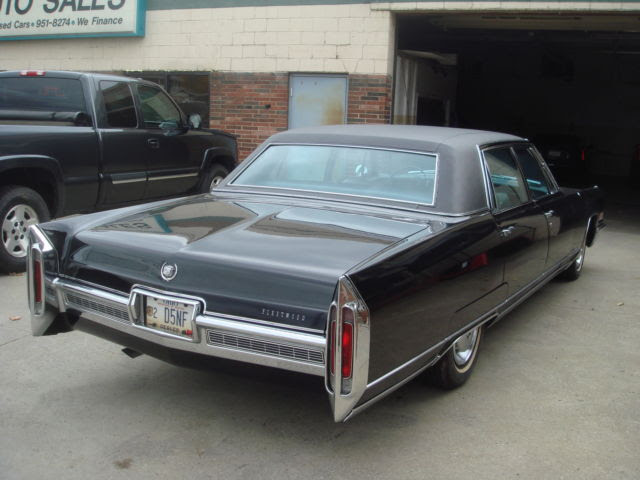 1966 Cadillac Fleetwood Brougham for sale: photos ...