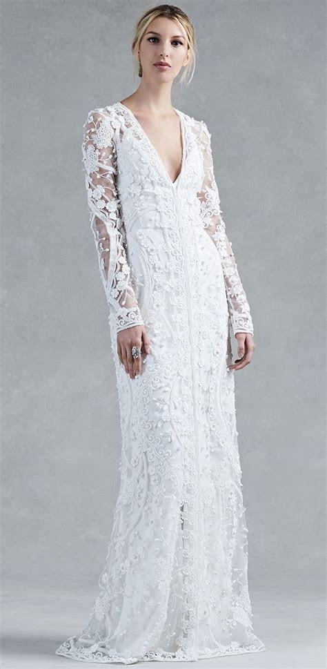 Oscar de la Renta Fall 2017 Wedding Dresses   World of Bridal