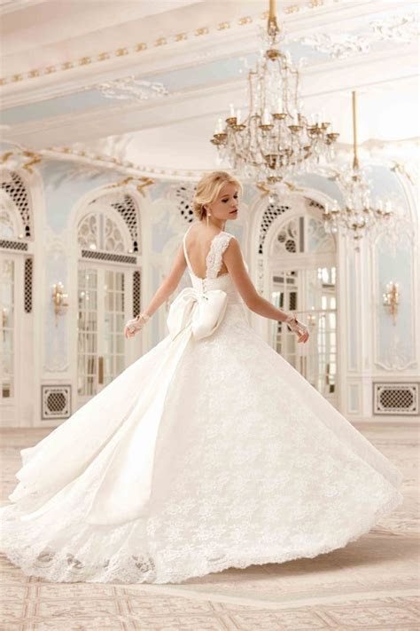65 of the best designer wedding dresses for 2015 ? Part 2