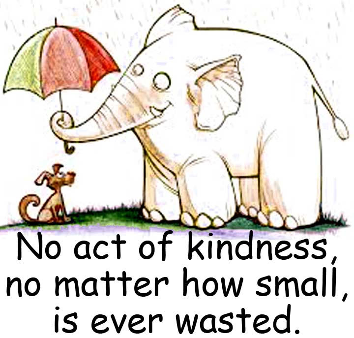 kindness Aesop