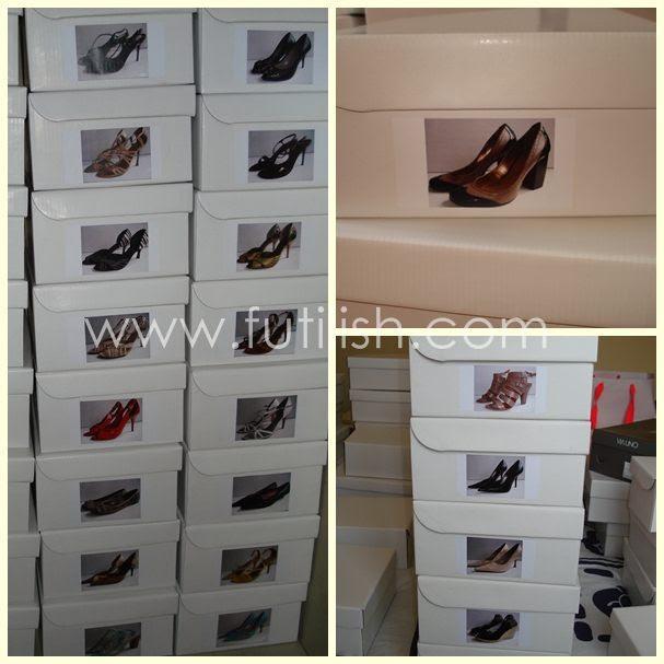 sapatos dois