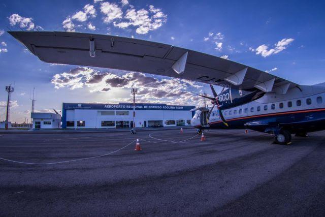 Estado apoia concessão do aeroporto de Sorriso
